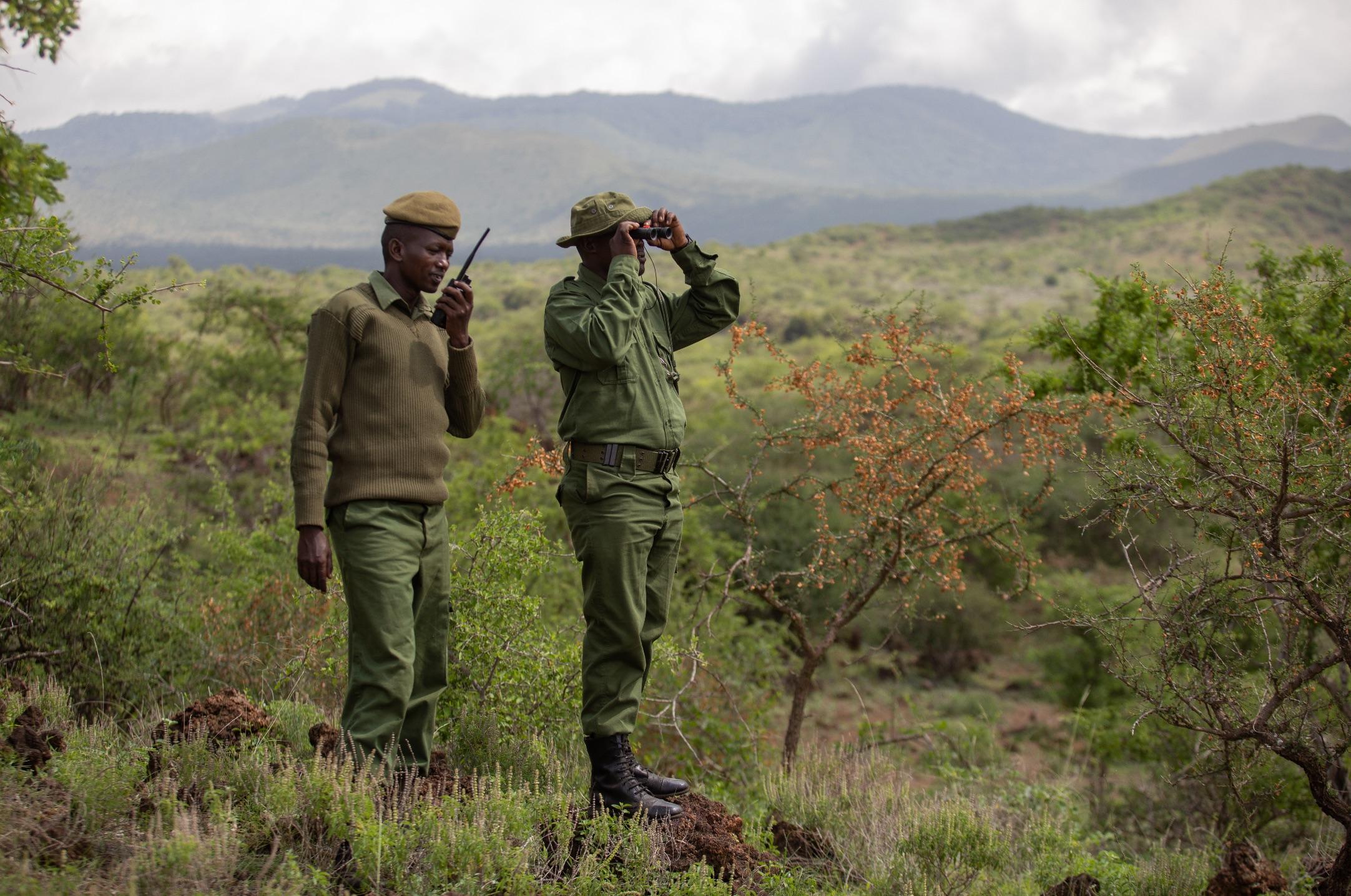 Kuku Group Ranch – Maasai Wilderness Conservation Trust