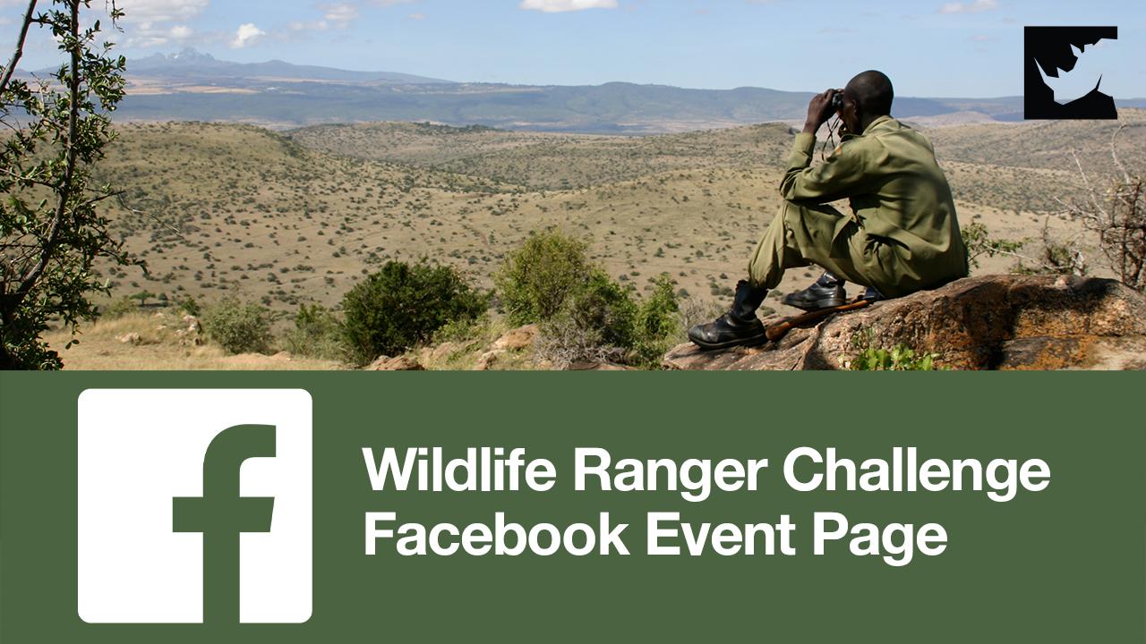 Wildlife Ranger Challenge Facebook Event Page