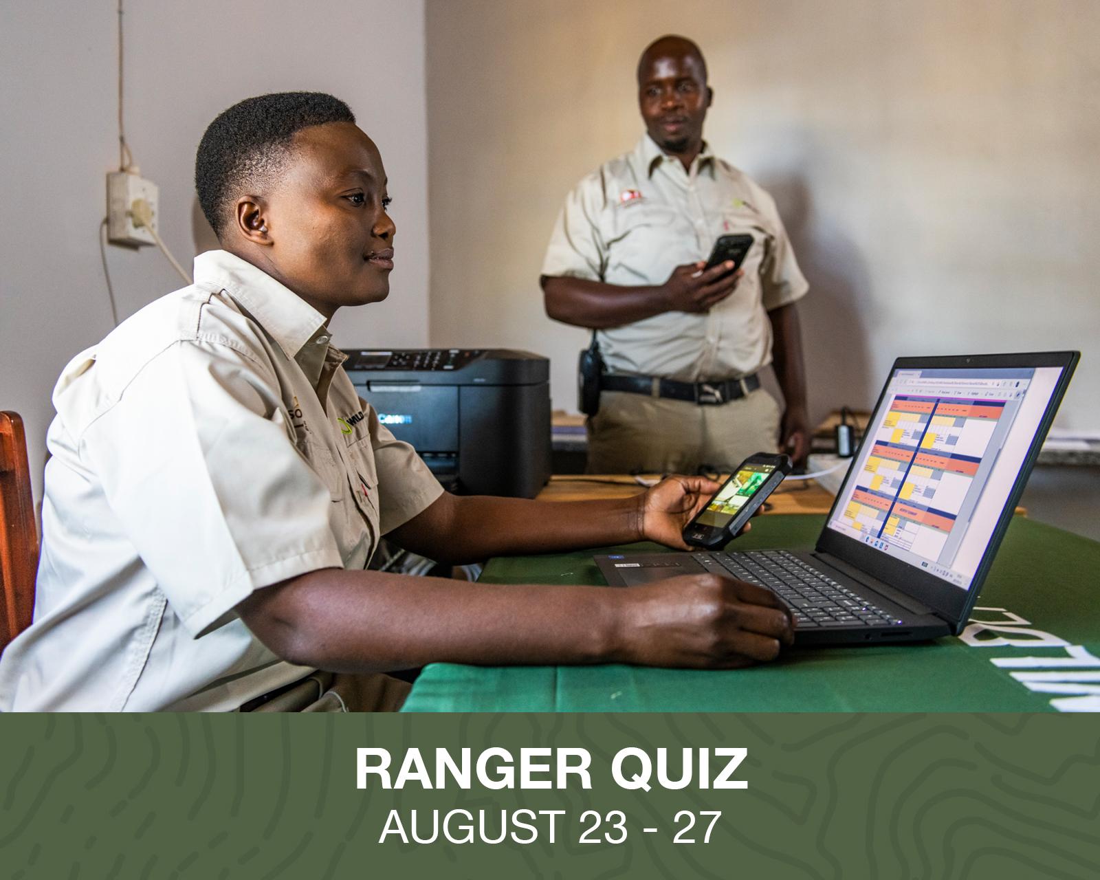 Ranger Quiz