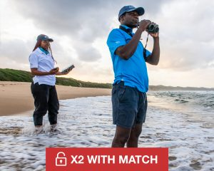 Give £500/$500 to Wildlife Ranger Challenge
