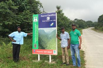 Bioko Biodiversity Protection Program