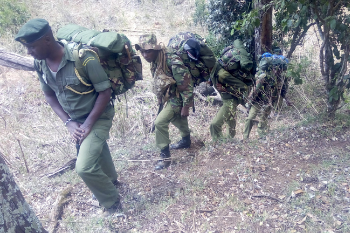 Ngare Ndare Forest Rangers