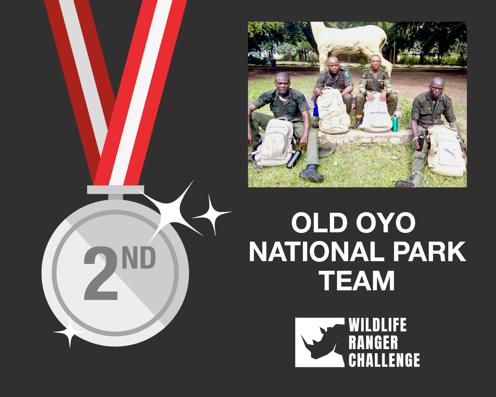 Old Oyo National Park Team